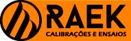 Calibração e ensaios - Raek