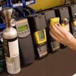 Calibração de monitores de gases